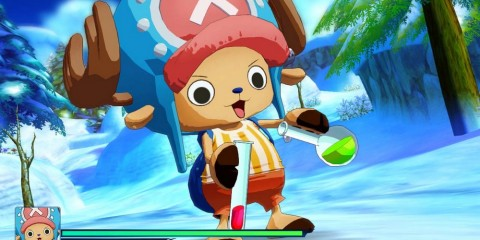 1403-12 1403-12 One Piece Unlimited World Red Wii U 19