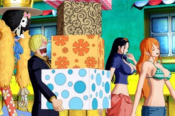 1403-12 1403-12 One Piece Unlimited World Red Wii U 26