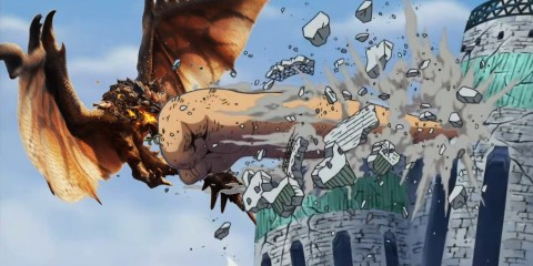 1403-12 One Piece Monster Hunter 4