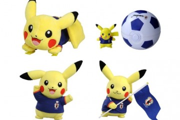 1403-17 Pokémon 2014 World Cup Pikachu 05