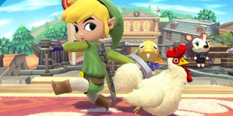 1403-24 Smash Bros Cuccos Zelda