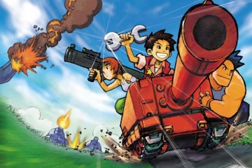 1403-25 Advance Wars GBA