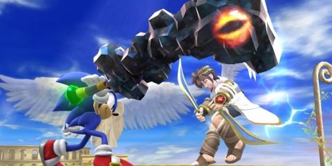 1403-26 Smash Bros. Maza Hierro Kid Icarus
