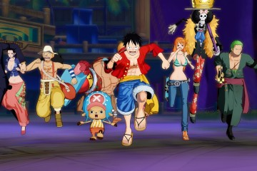 1403-31 One Piece Unlimited World Red 06