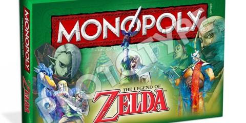 1404-09 Monopoly Zelda