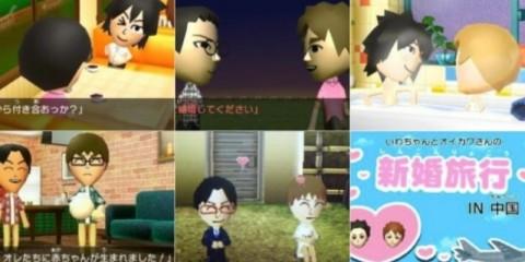 En la cuarta foto podréis ver como Akira le ha hecho un bombo al pobre Takeshi