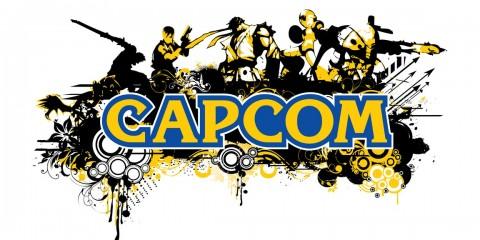 1404-14 Capcom Logo para Principal 1