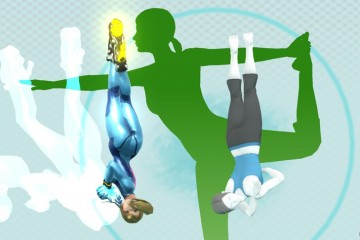 1404-16 Smash Bros. Samus Wii Fit