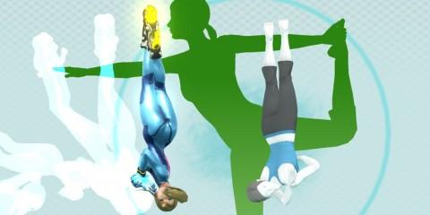 1404-16 Smash Bros. Samus Wii Fit