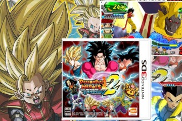 1404-24 Dragonball Heroes Ultimate Mission 2 portada