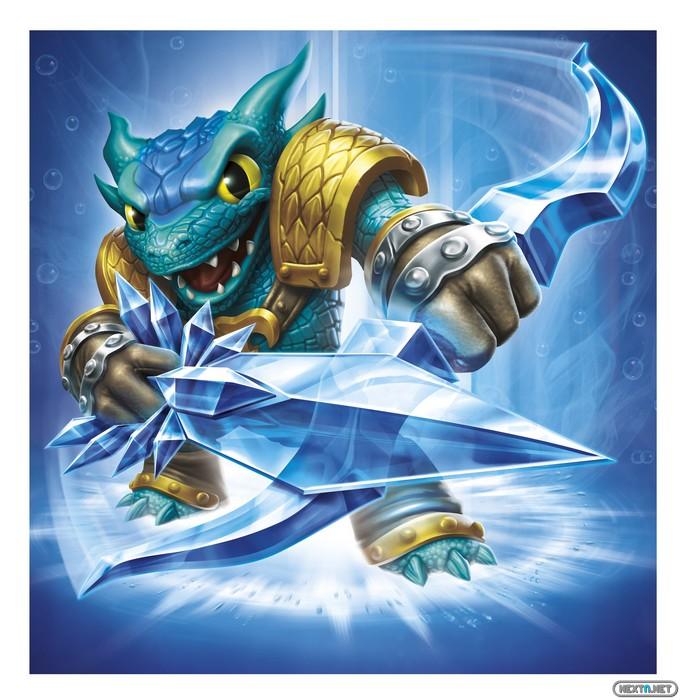 Comentarios NSe Anuncia Skylanders Trap Team Para Wii U