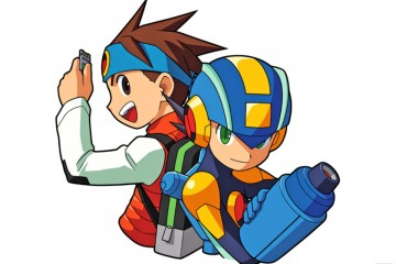 1404-29 Mega Man Battle Network