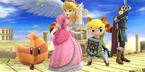 1404-30 Smash Bros. Tanoki