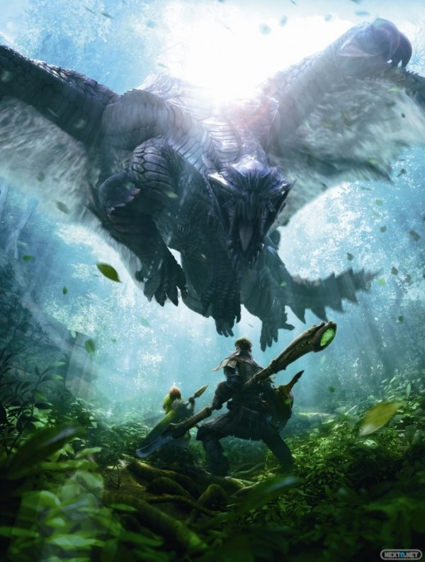 1406-05 Monster Hunter 4 Ultimate Artwork 08
