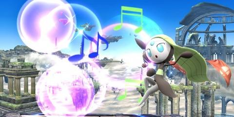 1406-09 Smash Bros. Meloetta
