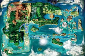 1406-11 Pokémon Zafiro Rubi Omega Alpha Hoenn