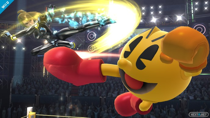 Smash Bros. Pac-Man 04