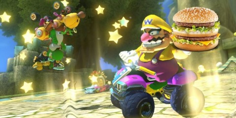 1406-13 Mario Kart 8 Big Mac