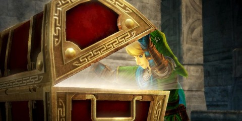 1406-30 Hyrule Warriors tesoro