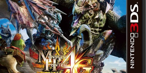 1407-14 Monster Hunter 4G Ultimate boxart