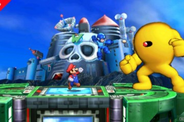 1407-23 Super Smash Bros. 3DS