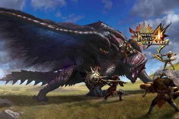 1407-31 Monster Hunter 4 Ultimate