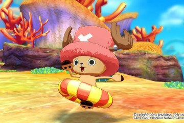 1407-31 One Piece Unlimited World Red Chopper DLC 04