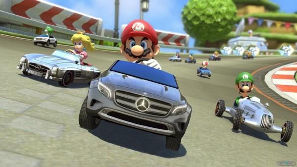 1408-06 Actualización Mercedes Mario Kart 8