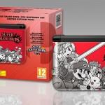 Anunciada edición limitada de 3DS XL inspirada en Super Smash Bros. y descuentos en la eShop. ¡Proteged las carteras!