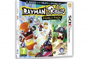 1408-18 Rayman and Rabbids Family Pack boxart