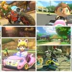 Los DLC llegan a Mario Kart 8 con Link, Animal Crossing y más bajo el brazo. Imágenes, precios e info
