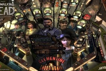 1408-27 The Walking Dead Pinball