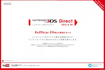 1408-28 Nintendo 3DS Direct