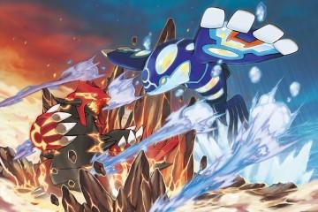 1408-28 Pokémon Rubí Omega Zafiro Alfa Edición Especial 05