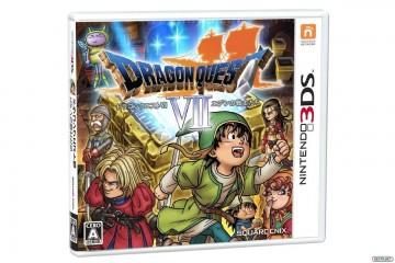 1409-01 Dragon Quest VII boxart