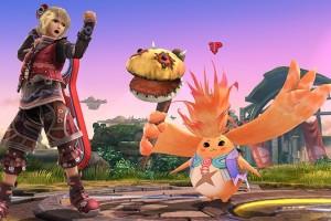 1409-01 Super Smash Bros Xenoblade
