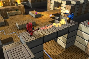 1409-02 Cubemen 2 Wii U Sorteo Cabecera 1