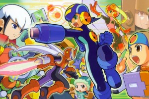 1409-08 Megaman Battle network Wii U 010