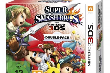 1409-12 Smash Bros Pack doble