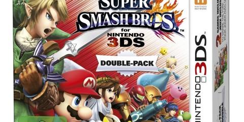 1409-12 Smash Bros Pack doble