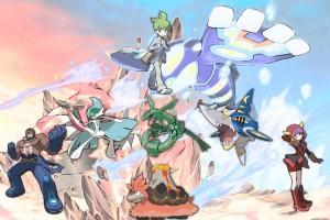 1409-13 Pokémon Rubí Omega Zafiro Alfa novedades