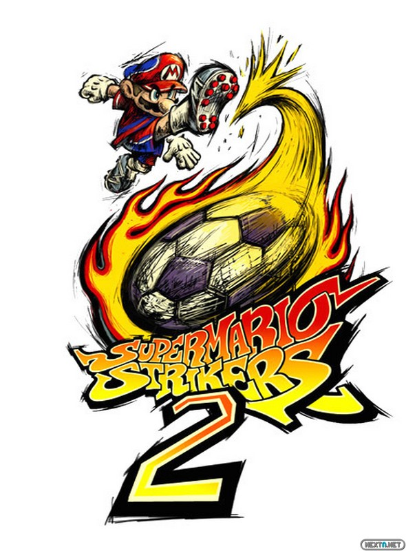 1409-14 Mario Strikers Charged Football Concept Art Wii 1