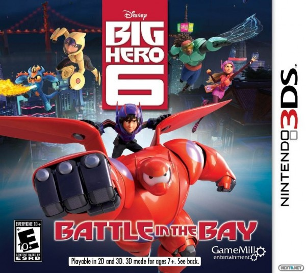 1409-16 Big Hero 6 boxart 3DS