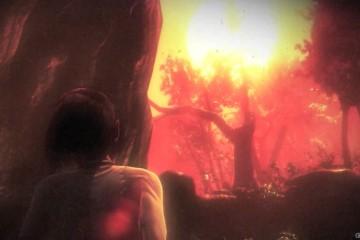 1409-18 Fatal Frame Black Haired Maiden  Wii U