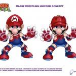 Imágenes de Super Mario Spikers de Next Level Games, híbrido de lucha libre y voleibol… cancelado