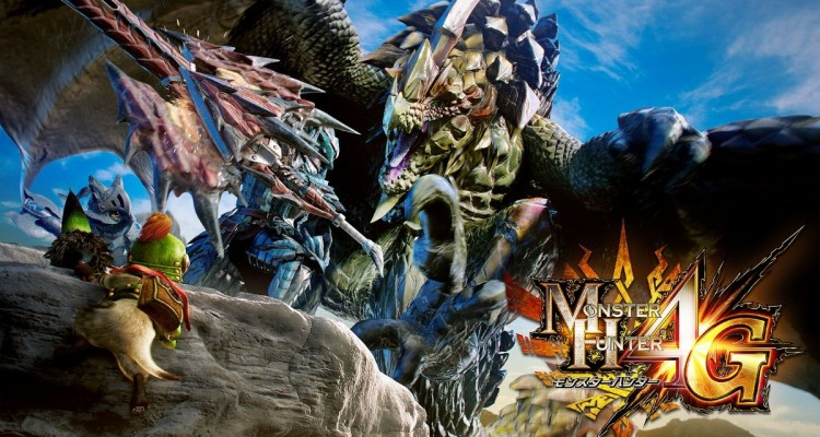 1409-18 Monster Hunter 4 Ultimate