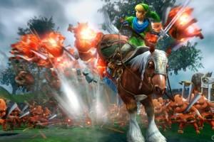 1409-26 Hyrule Warriors Epona Master Quest