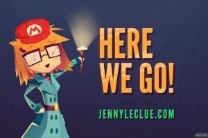1409-30 Jenny LeClue de Mografi