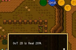 1409-30 Ocarina of Time 2D