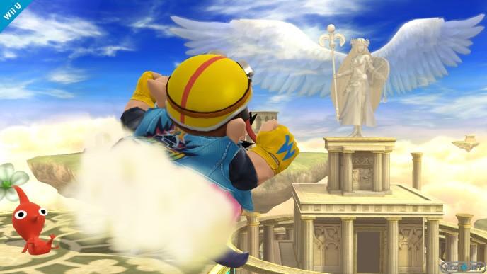 Super Smash Bros Wii U Galería Wari